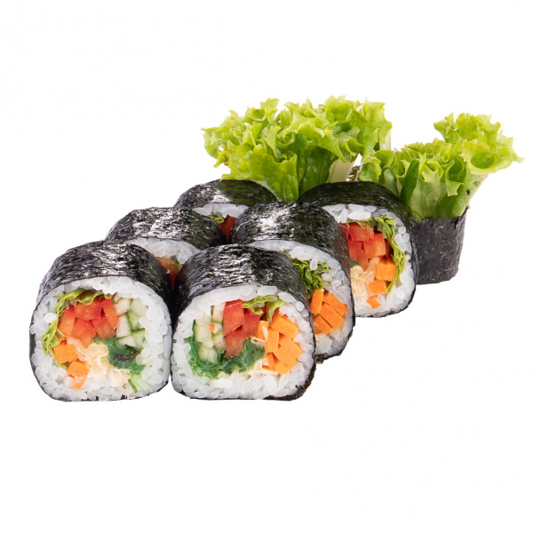 Vegetable roll in Dnipro, photo