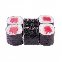 Maki roll with tuna, photo