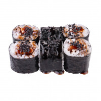 Maki Roll with eel, photo
