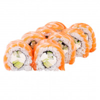 Philadelphia roll, photo