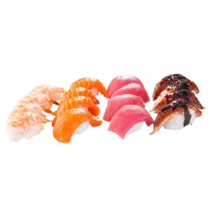 Nigiri set, photo