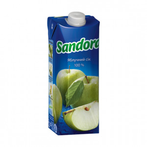 Apple juice 0.5L, photo