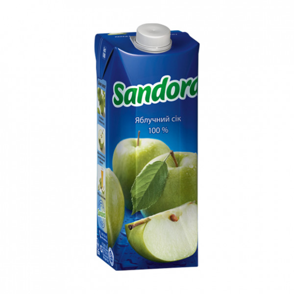Apple juice 0.5L in Dnipro, photo