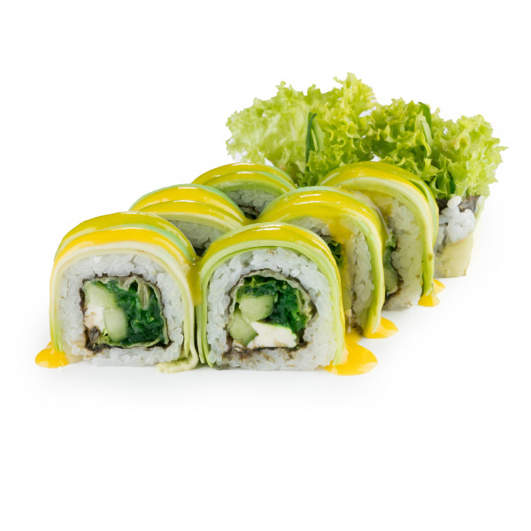 Detox roll Mr. Green in Odessa, photo