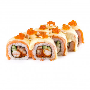 Baked Chef Roll, photo
